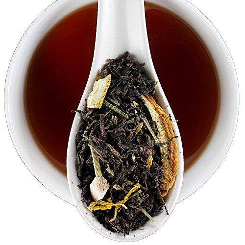 Pineapple Lemon, Flavored Black Tea from Sri Lanka with Lime and...