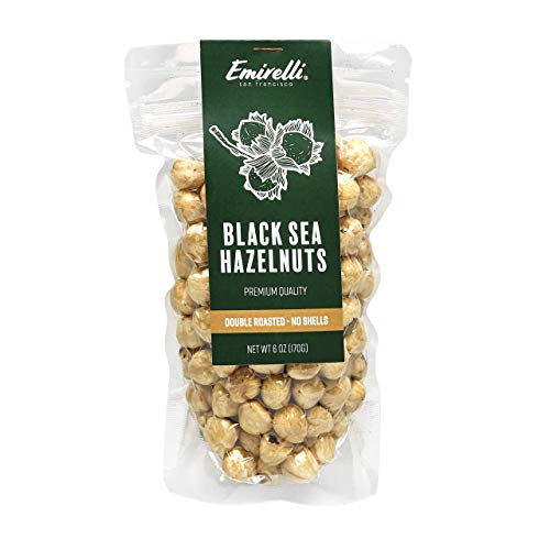 Emirelli Double Roasted Turkish Hazelnuts Filberts Nuts, Shell...