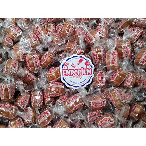 IBC Root Beer Barrels - Delicious Individually Wrapped Root Beer...