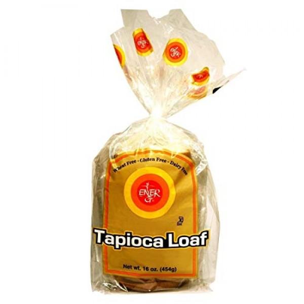 ENER-G FOODS | Bread-Tapioca - 16 Oz [Gluten Free] [1 Pack]
