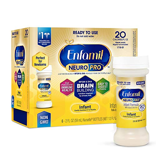 Enfamil NeuroPro Infant Formula - Brain Building Nutrition Inspi...