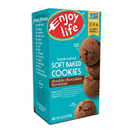 Enjoy Life Soft Baked Cookies, Soy free, Nut free, Gluten free, ...