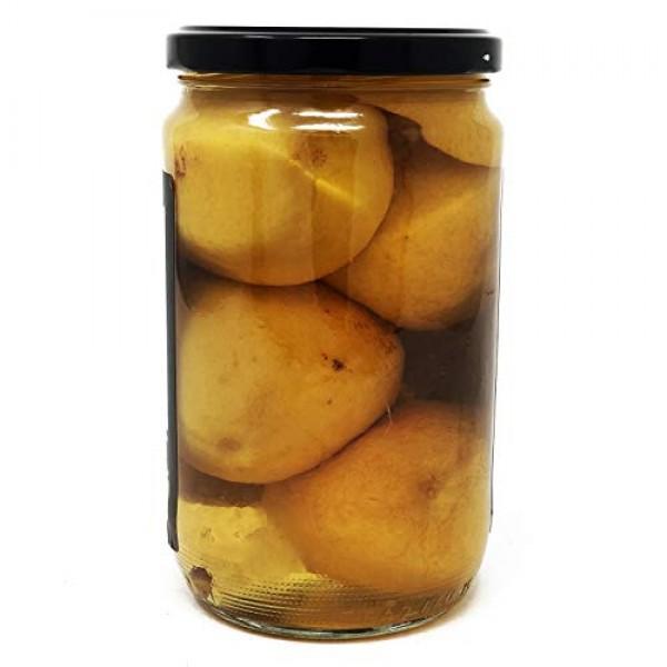 Epicureal Preserved Whole Lemons in a Salt & Lemon Brine - 720 m...