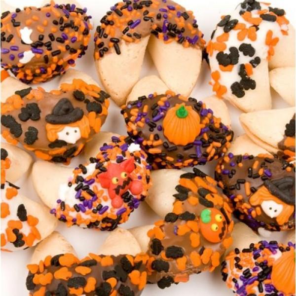 Halloween Fortune Cookies - Set of 12