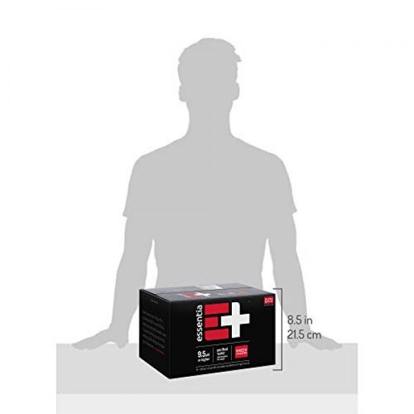 Essentia Water; 20-oz. Bottles; Case of 24; Ionized Alkaline Bot...