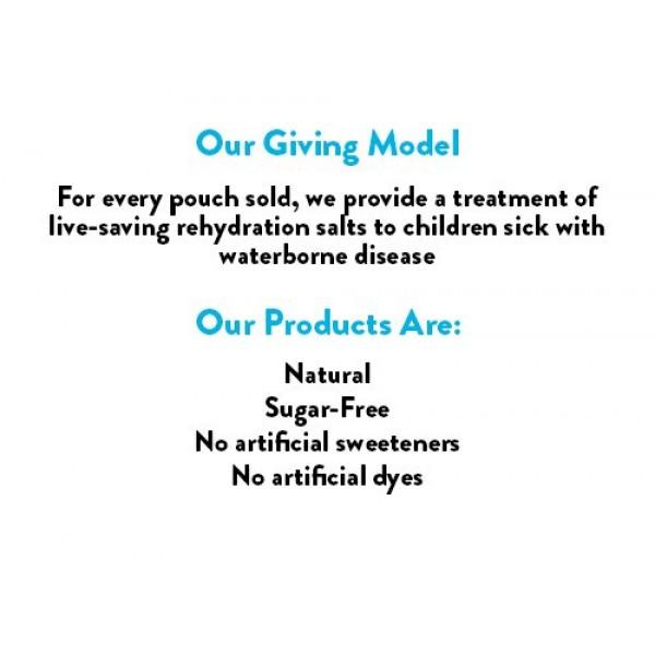 Everly Energy - Natural Energy Drink Mix Powder, Sugar Free, Nat...