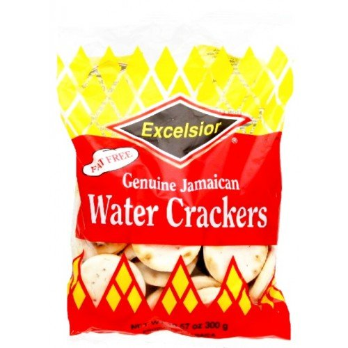Excelsior Water Crackers Pack of 4