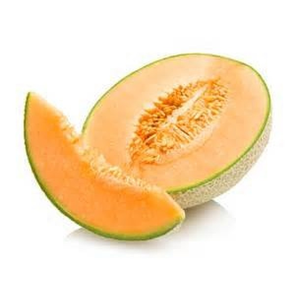 Cantaloupe large fresh produce fruit melons each