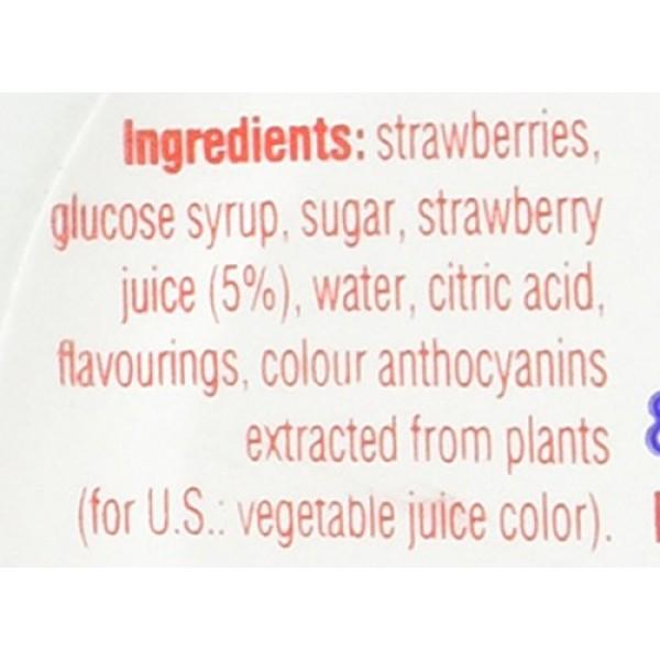 Amarena Fabbri Strawberries Syrup - 21 oz