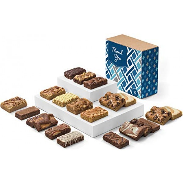 Fairytale Brownies Thank You Bar & Sprite Combo Individually Wra...