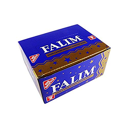 Falim 100 Pieces Sugar Free Chewing Gum-Damla Sakizli