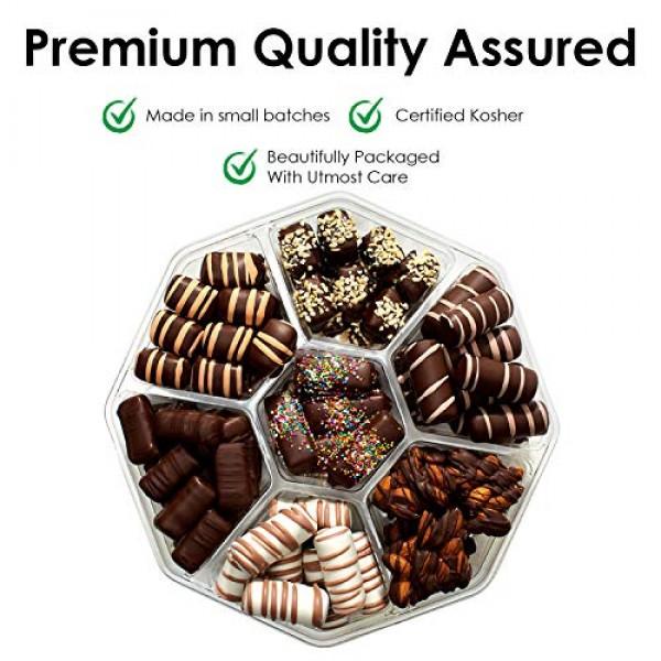 Fames Chocolates Gourmet Chocolate Gift - Seventh Heaven Chocola...