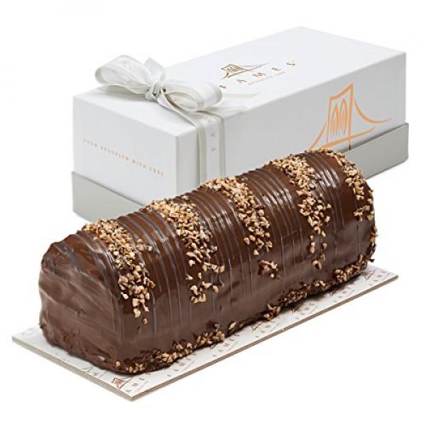 Fames Chocolates Zebra Halva Log - Great Thinking of You Appreci...
