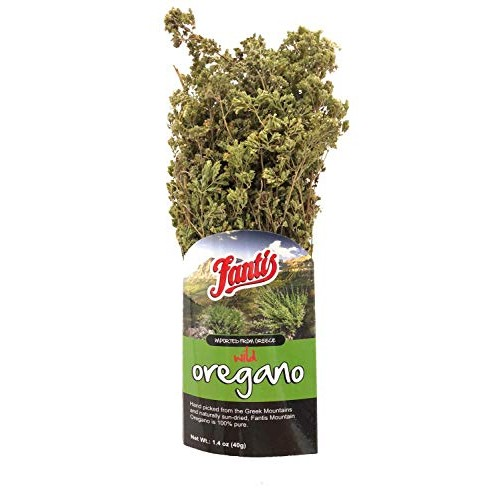 Greek Wild Oregano - Fantis - 1.4 Oz.