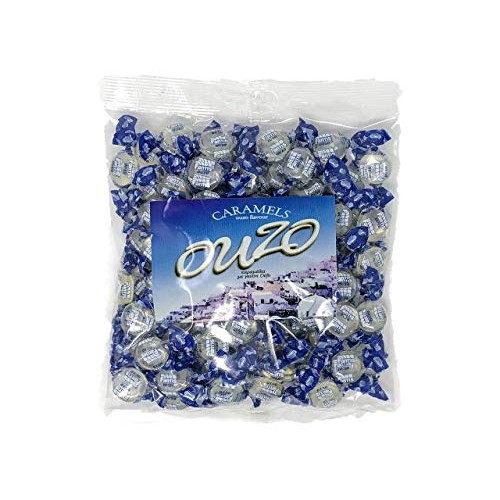 Fantis Ouzo Candies - Licorice Flavored Greek Candy - Individual...