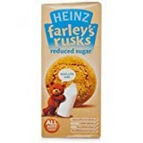 Farleys Rusks 4 Month Reduced Sugar Original 150g X 4 Pack