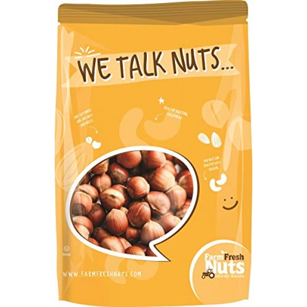 Natural In Shell Filberts/Hazelnuts -Large!! FRESH NEW CROP !! b...
