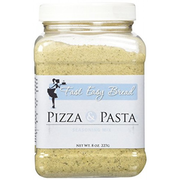 Pizza & Pasta Seasoning: Perfect Blend of Herbs and Spices to Ma...