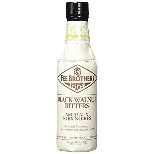 Fee Brothers Black Walnut Cocktail Bitters - 5 oz