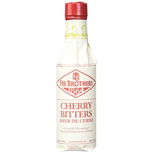 Fee Brothers Cherry Cocktail Bitters - 5 oz