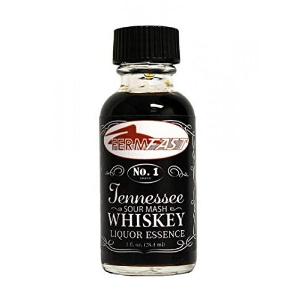 Fermfast Tennessee Sour Mash Whiskey Liquor Essence 1 Oz