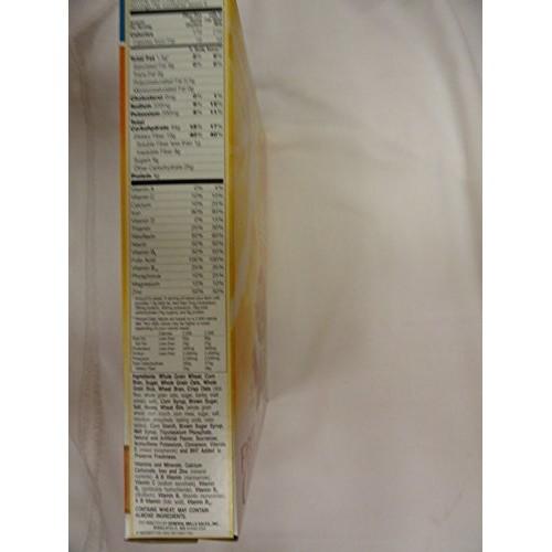 Fiber One Honey Clusters, 14.25oz Box Pack of 4