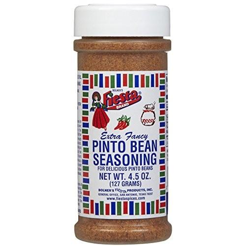Fiesta Pinto Bean Seasoning - 4.5 oz