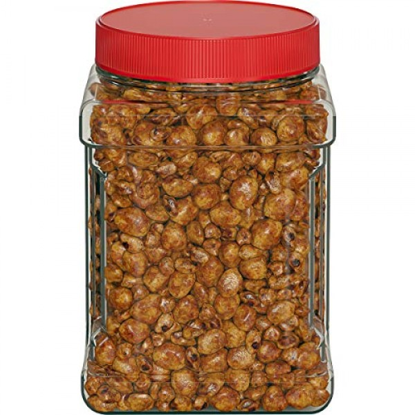 FISHER Snack Butter Toffee Peanuts, 42 oz Pack of 6, Gluten Free