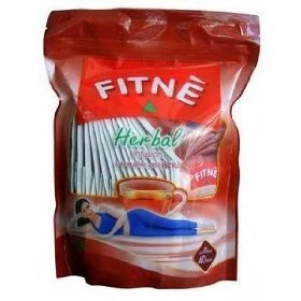 Fitne Thai Herbal Slimming Original Instant Tea 40 Tea Bags.,