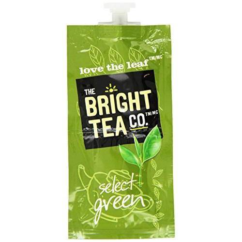 FLAVIA Tea, Select Green, 20-Count Fresh Packs Pack of 5