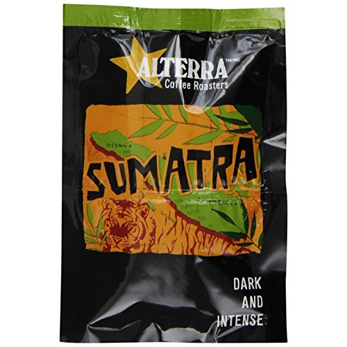 FLAVIA ALTERRA Coffee, Sumatra, 20-Count Fresh Packs Pack of 5