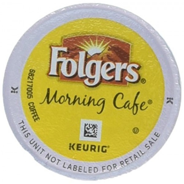 24 Count - Folgers Gourmet Selections Morning Cafe Coffee For Ke...