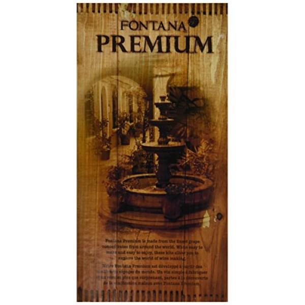 Chardonnay Fontana Wine Making Kit Premium 23 Liters