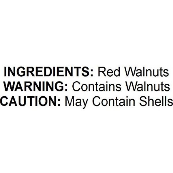 California Red Walnuts, 1 Pound — Raw, No Shell, Kosher, Unsalte...