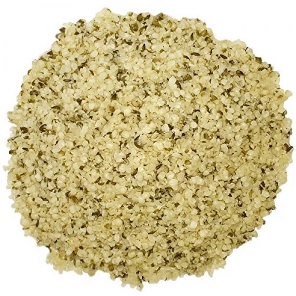 Hemp Seeds, 1 Pound - Raw Hearts, Hulled, Shelled, Kosher, Vegan...