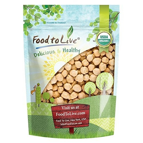 Organic Garbanzo Beans / Dried Chickpeas by by Food to Live Non...
