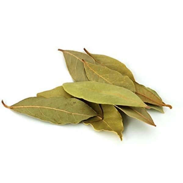 Four Seasons Harvest Bay Leaves Whole Non-GMO & Kosher Certifie...