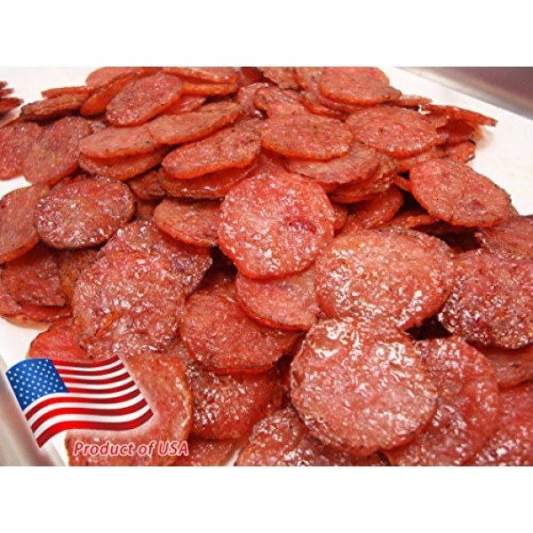 Made to Order Fire-Grilled Asian Minced Pork Jerky Original Fla...