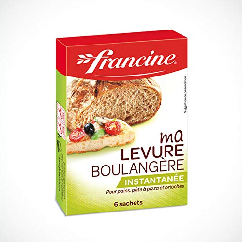 Francine Dry Yeast 30g6x5g From France