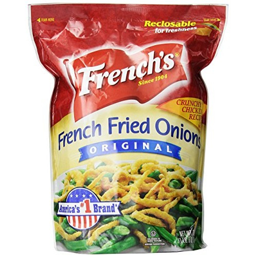 Frenchs Fried Onions Original, 24 Ounce