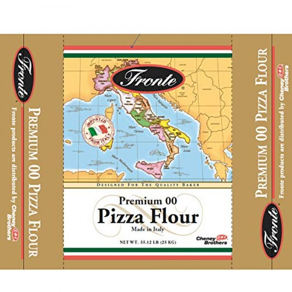 BULK 55 LBS   All Purpose   All Natural00 Flour for Pizza, Pas...