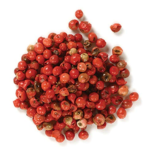 Pink Peppercorns Organic - 1/2 lb,Frontier