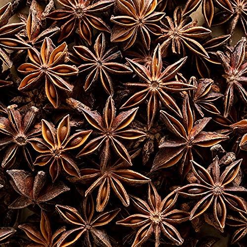 Frontier Co-op Star Anise Whole, Select Grade minimum 75% whole...