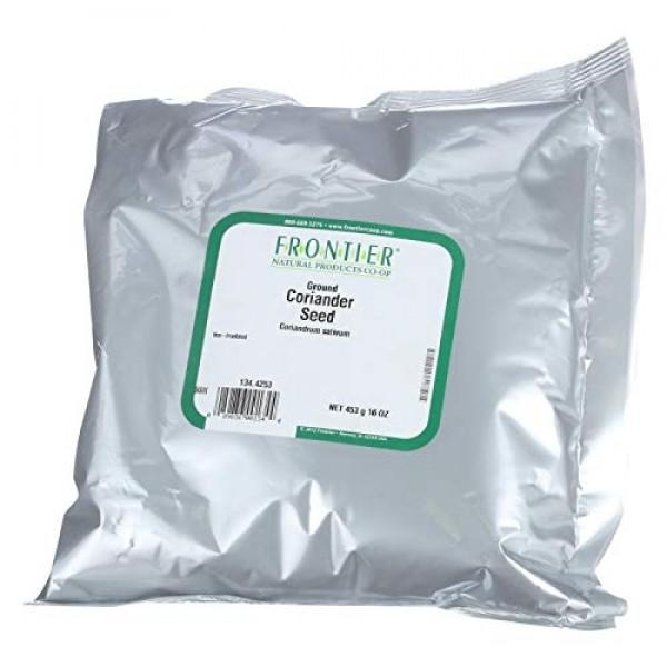 Frontier Co-op Coriander Seed Powder, 1 lb., 16 ounces