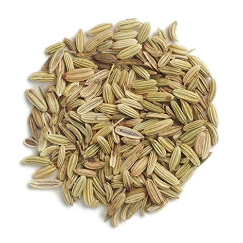 Frontier Co-op Fennel Seed Whole, Kosher, Non-irradiated | 1 lb....