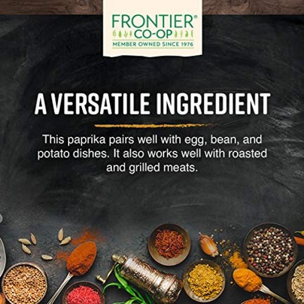 Frontier Co-op Paprika Ground, Certified Organic, Kosher | 7.16 ...
