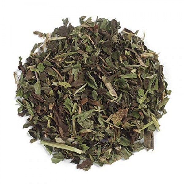 Frontier Co-op Peppermint Leaf, Cut & Sifted, Kosher, Non-irradi...