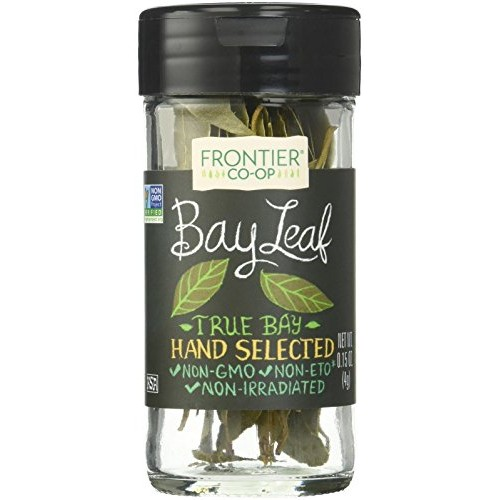 Frontier Herb Bay Leaf Spice - Whole - 0.15 Ounces