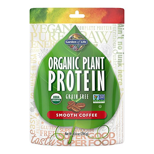 Garden of Life Organic Protein Powder - Vegan Plant-Based Protei...
