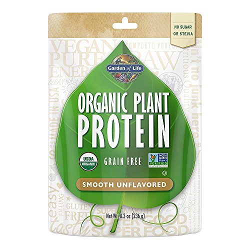Garden of Life Organic Protein Powder - Vegan Plant-Based Protei...
